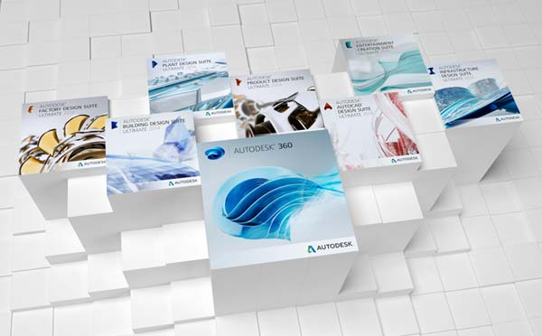 Autodesk 2014: Design i Creation paket zajedno