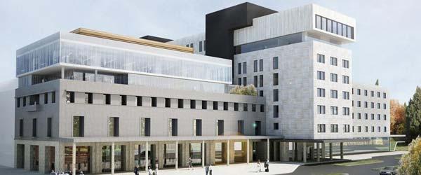 Kako će izgledati hotel Hilton u Podgorici
