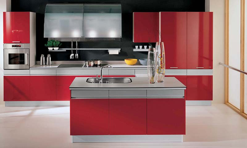 ideja-za-izgled-crvene-kuhinje