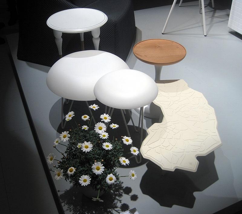 Trend za dnevne sobe: Grupisani klub stolovi