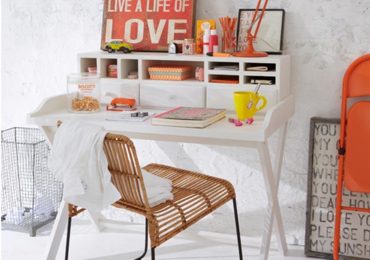 Ideje za male radne stolove