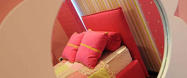 Uređenje sobe za devojčicu