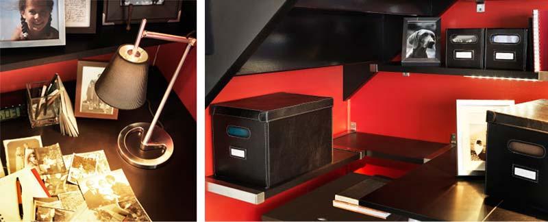 Ikeine ideje za uređenje radne sobe