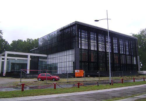 Završena zgrada Rektorata u Novom Sadu