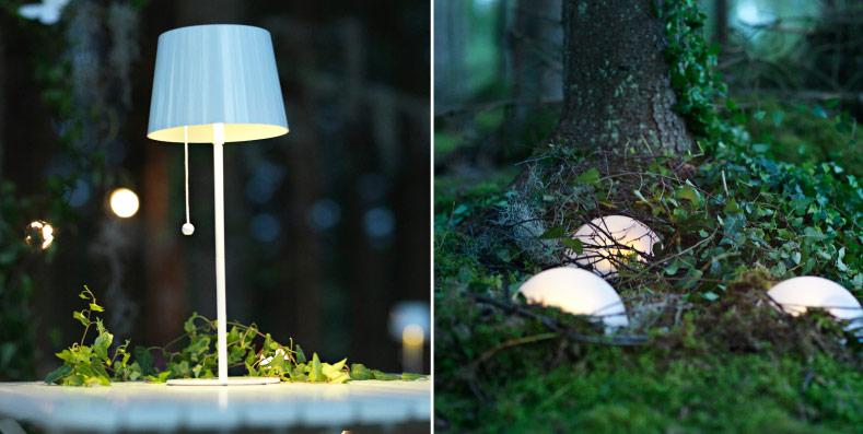 svetlo u dvoristu