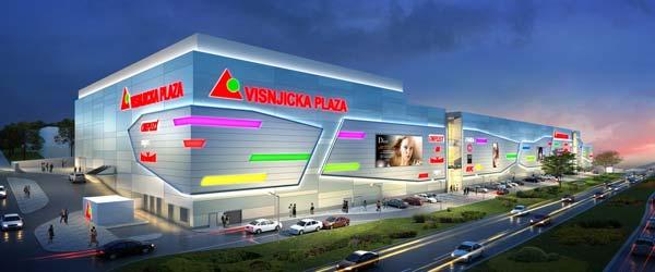 Konačan izgled Višnjičke Plaze: Gradnja počinje na leto