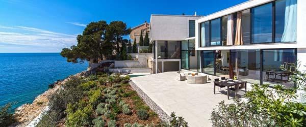 Luksuz na Jadranu: Vila Golden Rays u Primoštenu