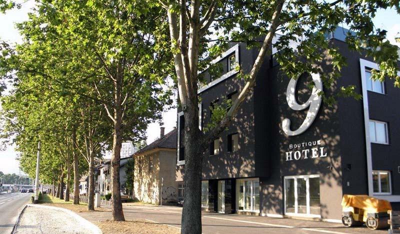 Novi butik hotel u Zagrebu: Hotel 9