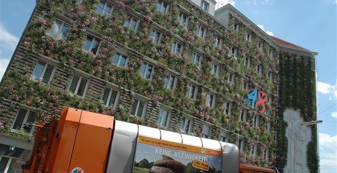 Bečlije dobijaju po 2.200 evra da ozelene fasade