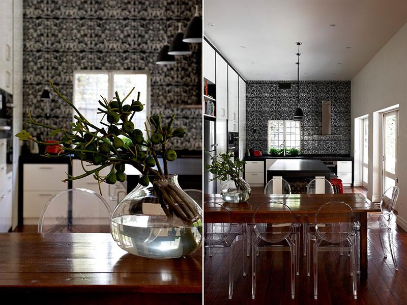 crno-bela-kuhinja-i-trpezarija
