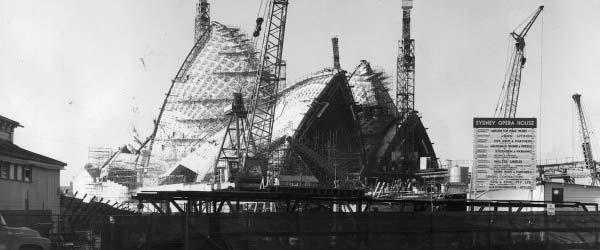 Kako su izgledala gradilišta čuvenih objekata širom sveta