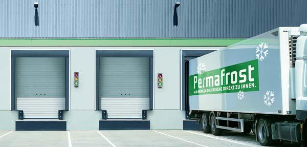 Bolja toplotna izolacija za industrijska segmentna vrata