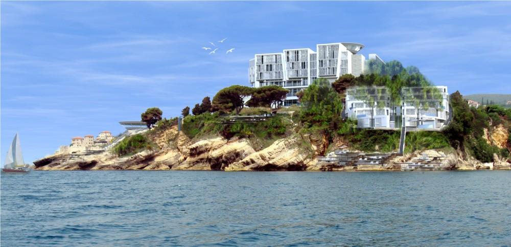 Počinje izgradnja hotela Jadran u Ulcinju