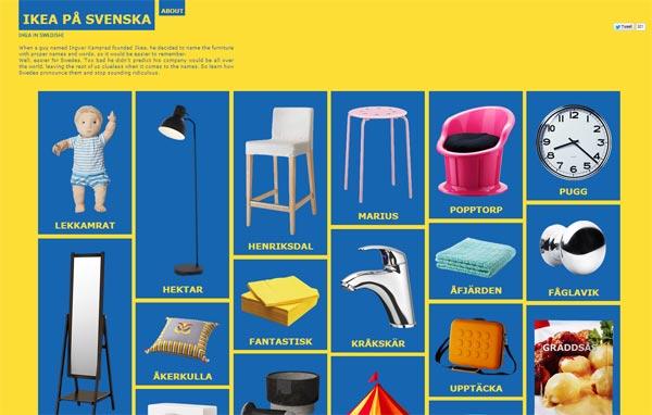 Saznajte kako se tačno čitaju imena Ikeinog nameštaja