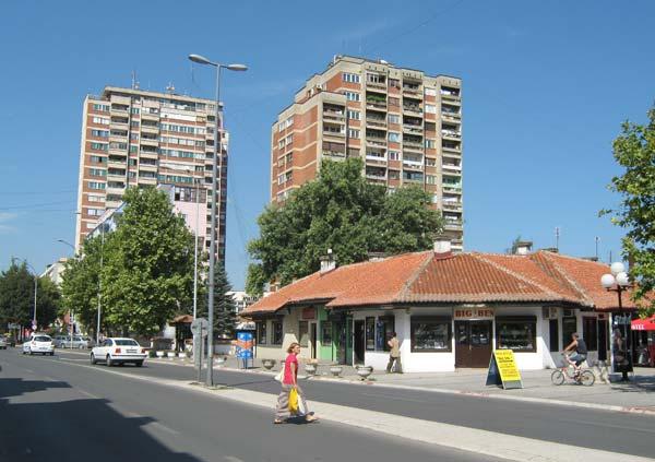 Konkurs za idejno rešenje uređenja centralne zone Leskovca