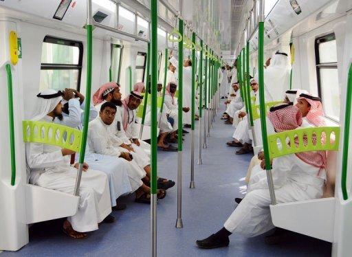 Tako se to radi u Saudijskoj Arabiji: Metro u Rijadu vredan 22 milijarde dolara