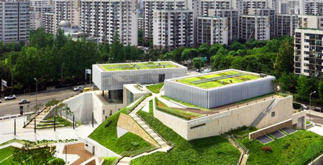 Zeleno proširenje: Pošumnjeni muzej u Seulu