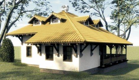 Srpska kuća: Projekat besplatan, izgradnja do 400 evra po kvadratu