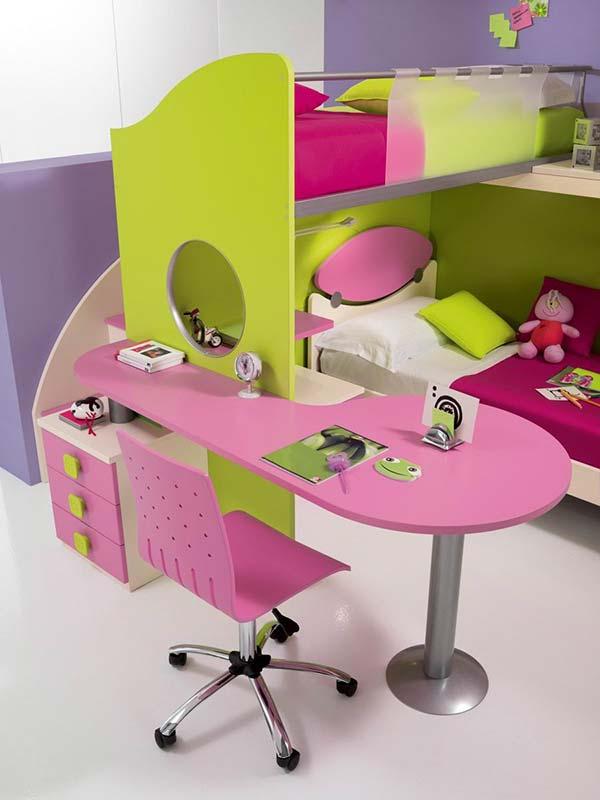 zeleno-roza-sto