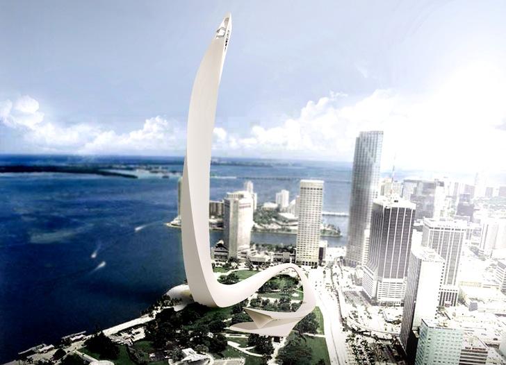 Rumuni projektovali akvarijum u Majamiju visok 120 metara