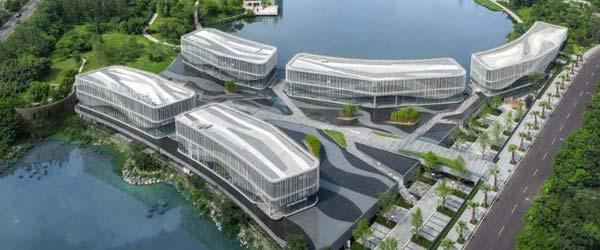 """Turistički kompleks u Kini """"ohlađen"""" vodom"""