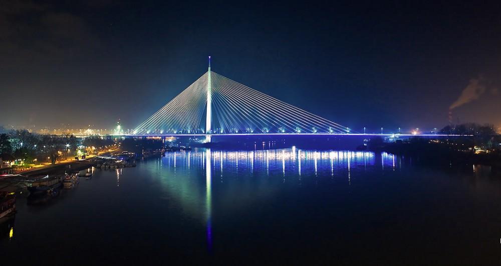Kinezi prave kopiju mosta na Adi?