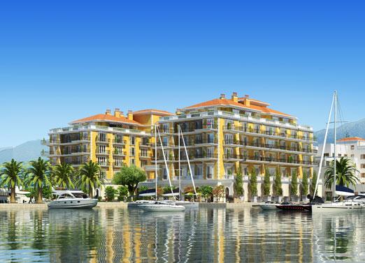 Zgrada Ksenija: Novi biser Porto Montenegra