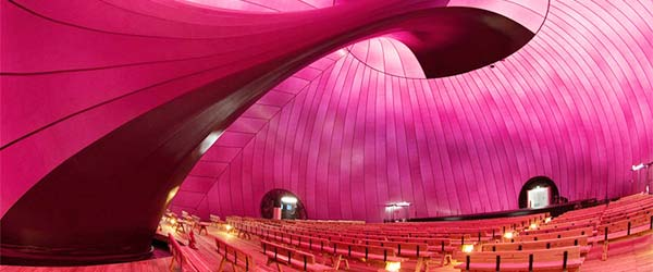 Otvara se prva koncertna dvorana na naduvavanje