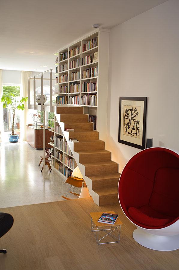 galerija na spratu