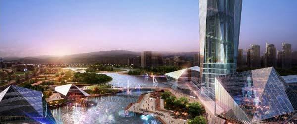U Južnoj Koreji se gradi nevidljivi neboder