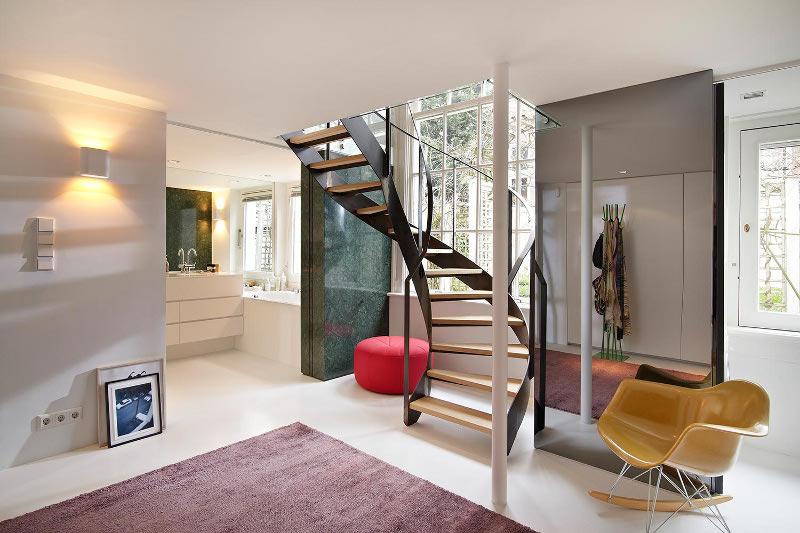kruzne stepenice