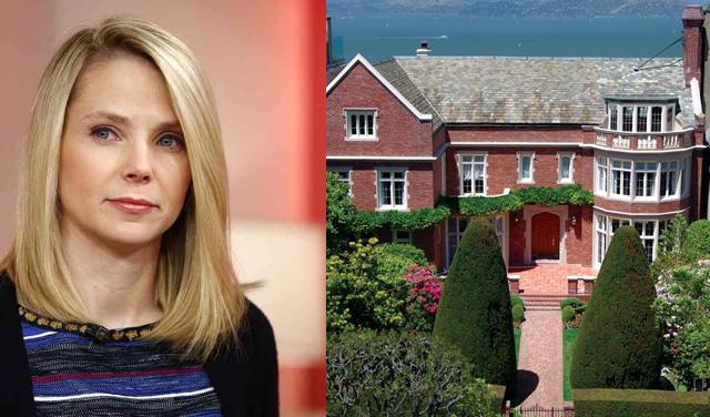 Direktorka Yahooa kupila kuću kraj gazdi Oraclea i Applea