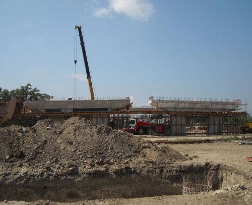 ZIG raspisao tender: Gradi se novi most preko DTD-a