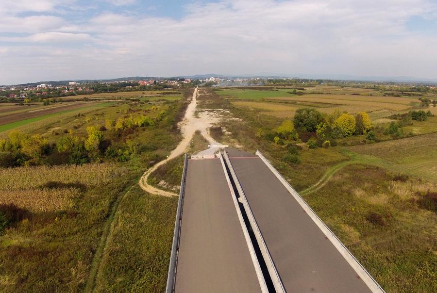 Most u Hrvatskoj koji ne vodi nikud