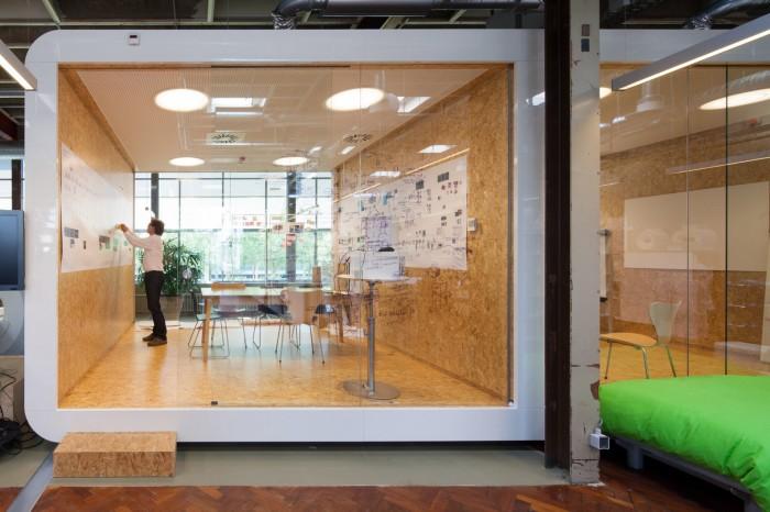Philips pobegao iz grada: Nove kancelarije u pitomoj okolini