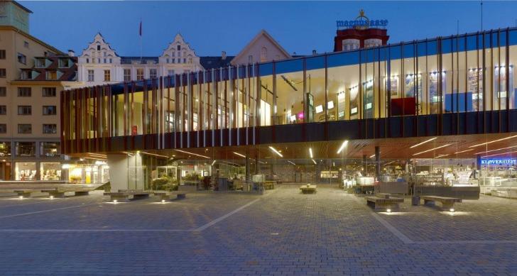 Riblja pijaca postala novi orijentir grada u Norveškoj