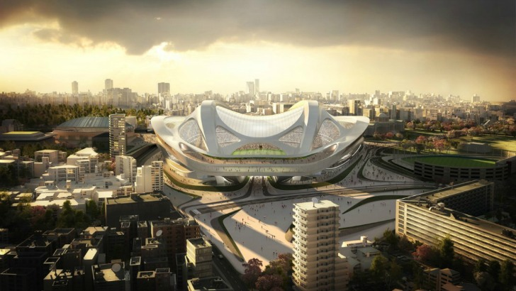 Japan odbacio plan gradnje stadiona Zahe Hadid