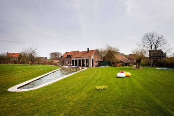 architecture-Farmhouse-project