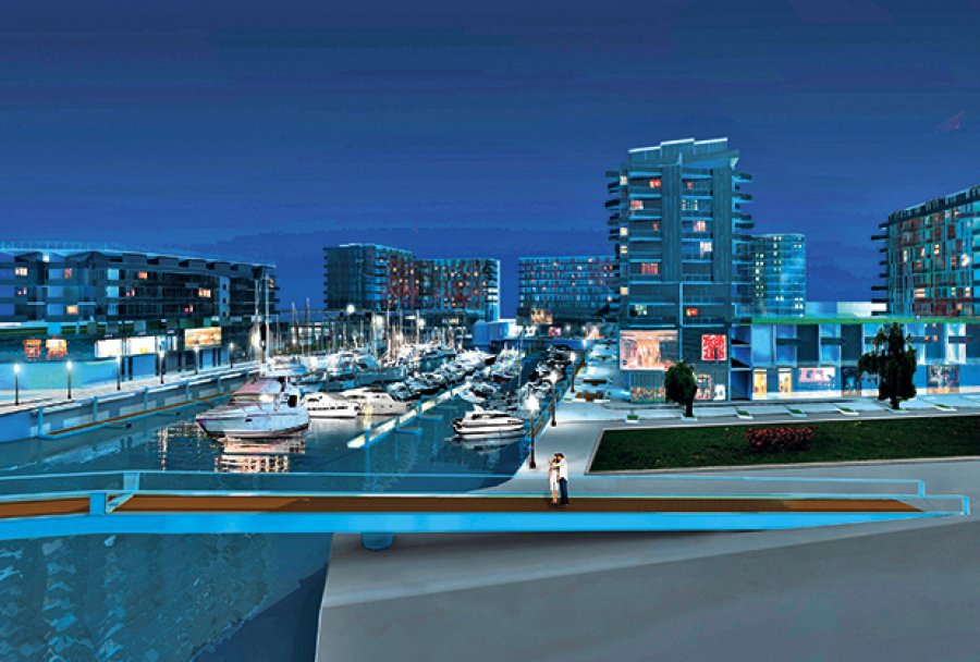 Ovako će izgledati Beograd na vodi