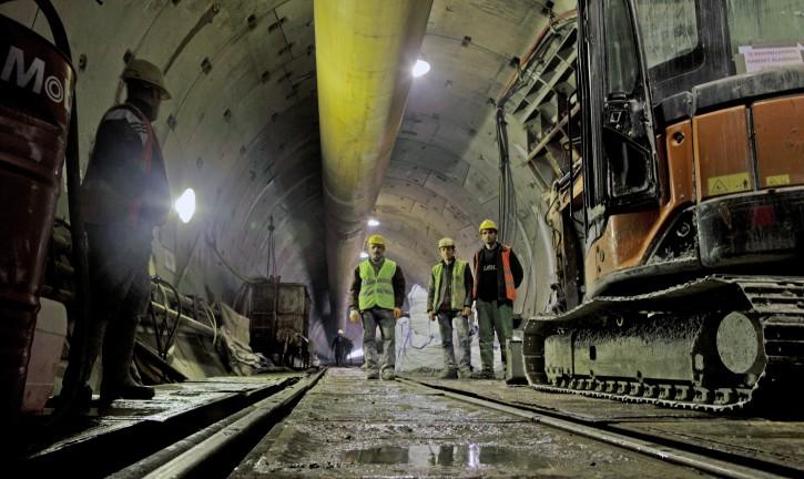 Ispod Bosfora prokopan najdublji podzemni železnički tunel na svetu