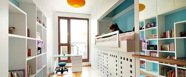 Majina soba: Dečiji kutak za igru, učenje i spavanje