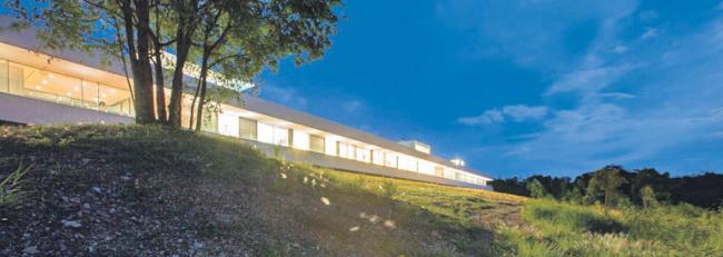Najduža kuća na svetu: 150 metara minimalizma