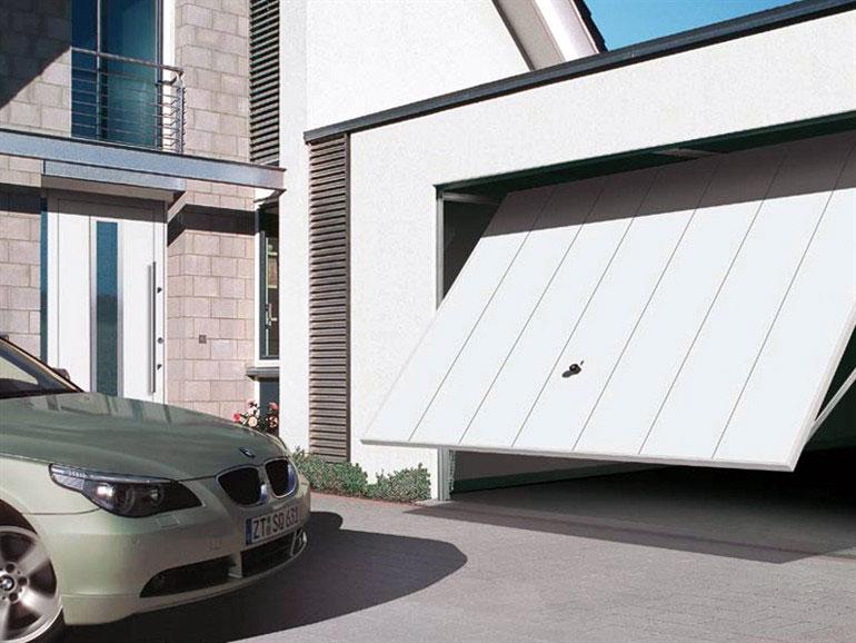 Siguran izbor: Kipujuća garažna vrata
