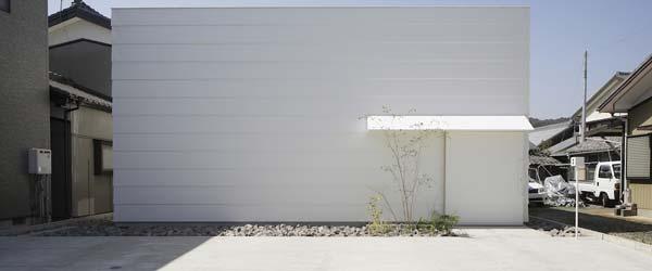Japanski minimalizam: Kuća bez prozora