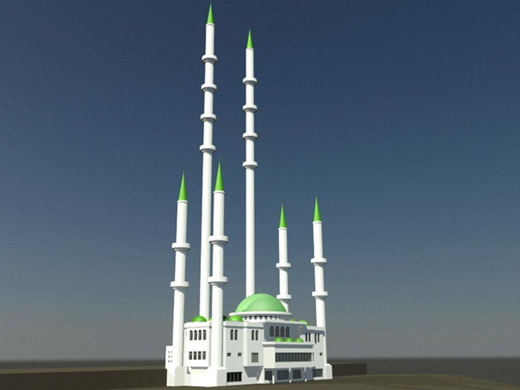 Gradi se džamija kod Sjenice s minaretima visokim čak 90 metara