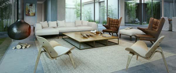 Moderna kuća koja pleni detaljima
