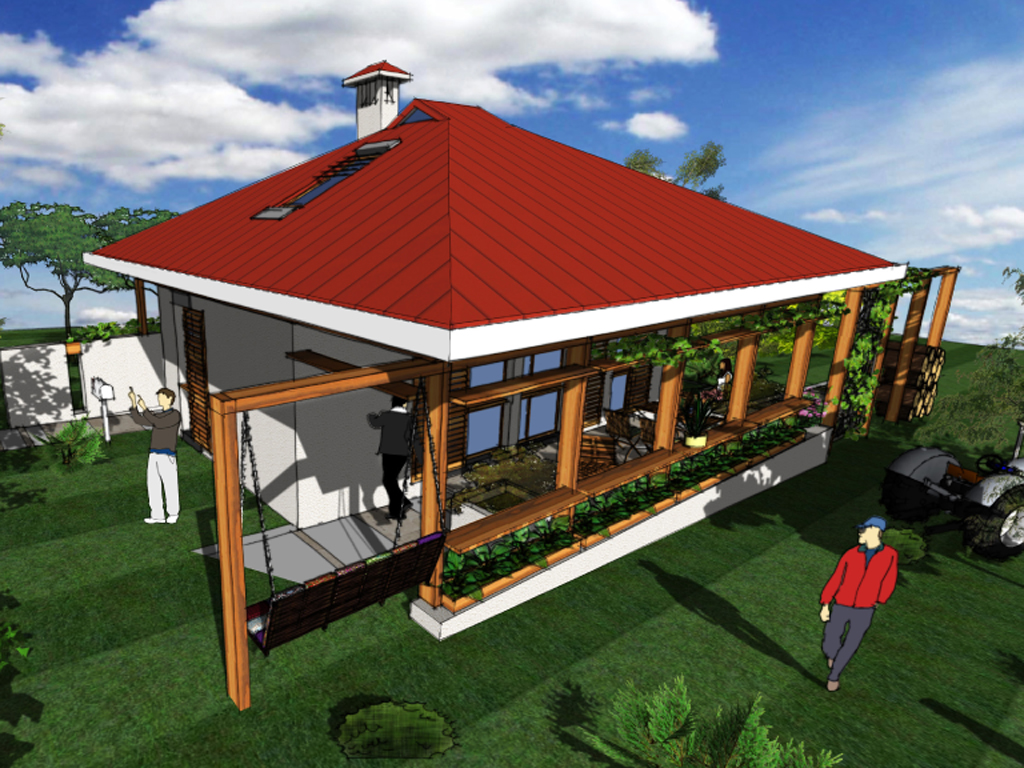 Stižu besplatni projekti za izgradnju srpskih kuća
