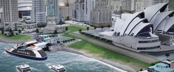SimCity: video-igre i arhitektura