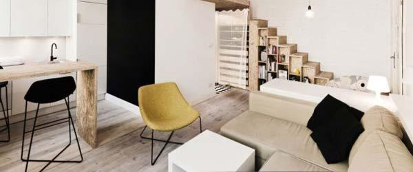 Skladan stan u samo 29 kvadrata
