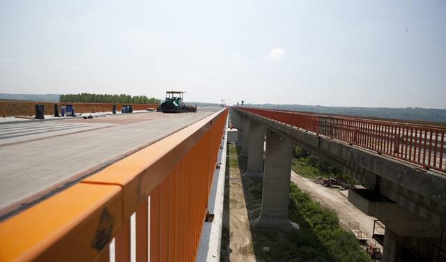 Most kod Beške gotov pre nove godine